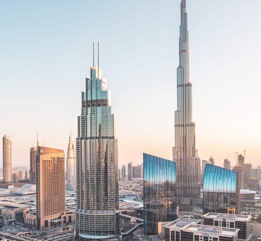 Burj Crown Downtown Dubai – by EMAAR