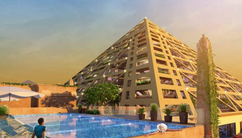 SAAM VEGA Luxury Hotel Apartments by Falconcity of Wonders